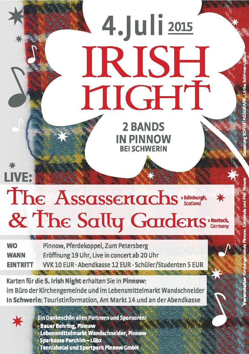Pleasing Archive  With Great  N  Oedit Flyer  Flyer Vera  Plakat Irish Night  With Charming Jamies Covent Garden Also Gardening Service In Addition Garden Furniture For Sale On Ebay And Novelty Solar Lights For Garden As Well As Castel Garden Mowers Additionally Garden Books From Assassenachscom With   Great Archive  With Charming  N  Oedit Flyer  Flyer Vera  Plakat Irish Night  And Pleasing Jamies Covent Garden Also Gardening Service In Addition Garden Furniture For Sale On Ebay From Assassenachscom